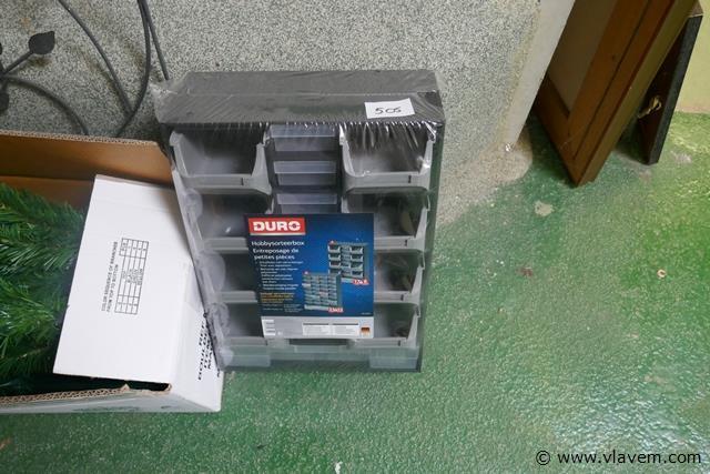 Hobby sorteerbox