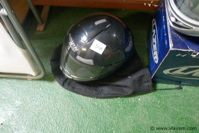 Moto helm