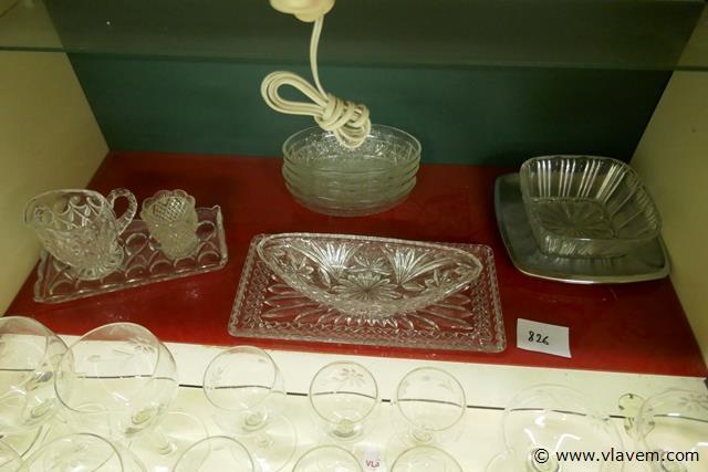 Keukengerief in glas