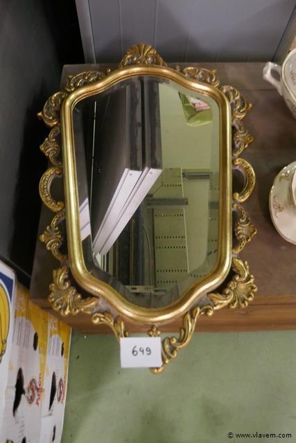 Spiegel in hout