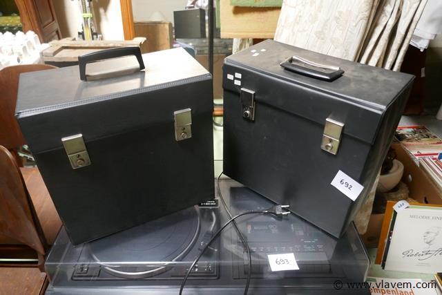 Opbergboxen voor lp's