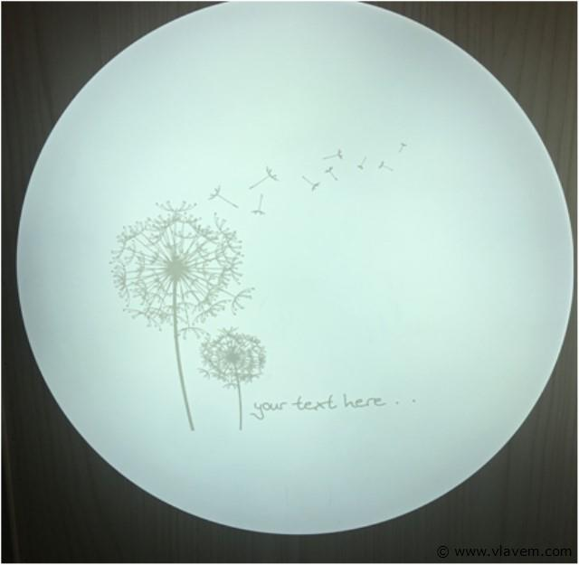 Ceiling lampen