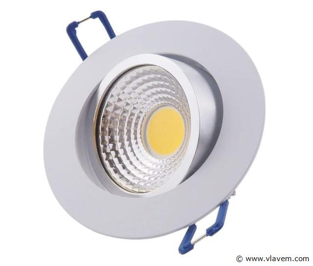 LED Inbouwspots 7W