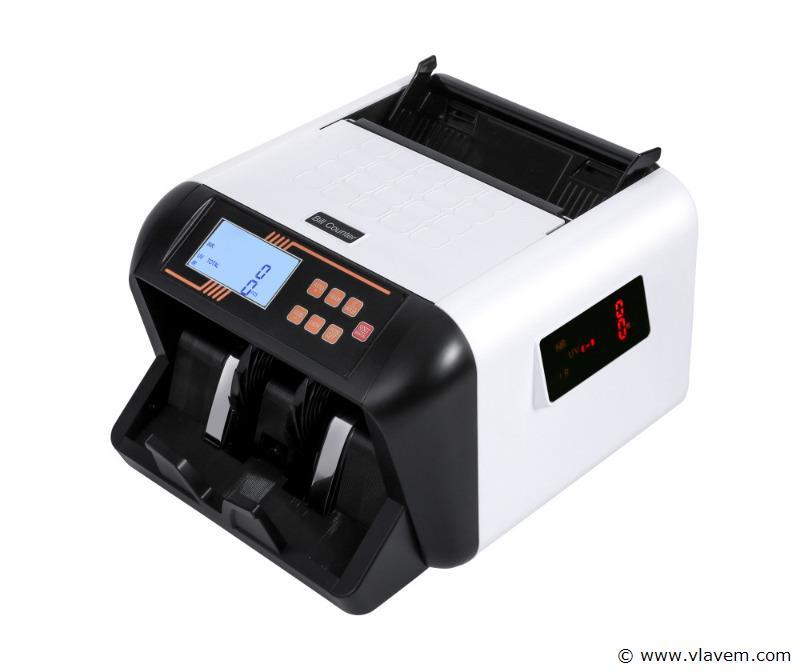 Geldtelmachine 555C, Multi-Currency