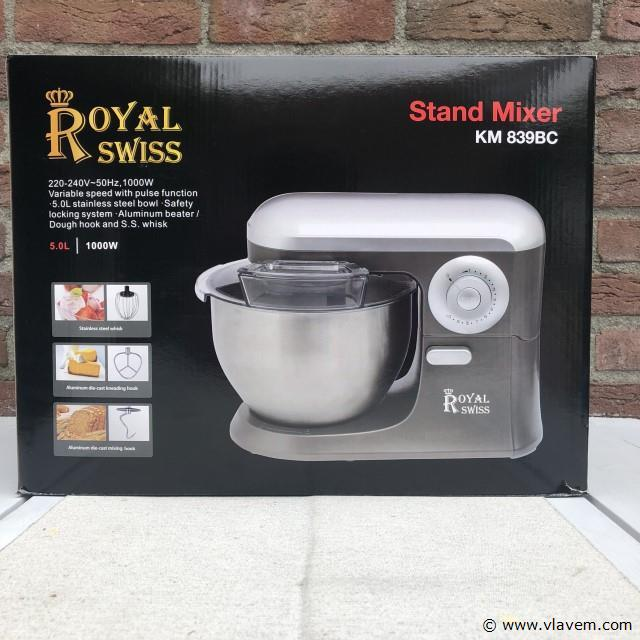 Royal Swiss Mixer