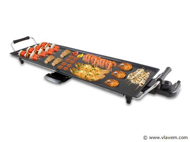 Scheffler teppanyaki grill