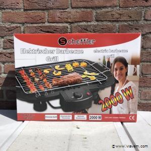 Scheffler Elektrische barbecue