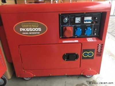 Diesel Aggregaat 7.5kw