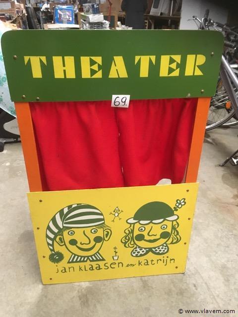 Theater kast