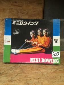 Mini rowing