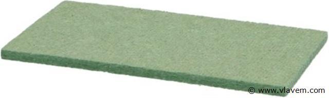Ondervloer voor Laminaat & Parket Groene platen, 63 m2