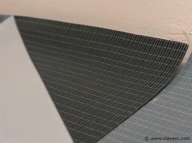 Ondervloer voor PVC Plakvloeren (zelfklevend), 288m2
