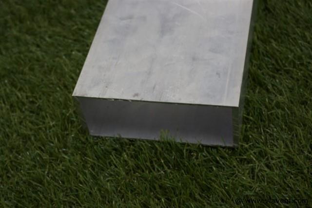Fundering voor 6 deurs systeem, afmeting 5880x127x50mm
