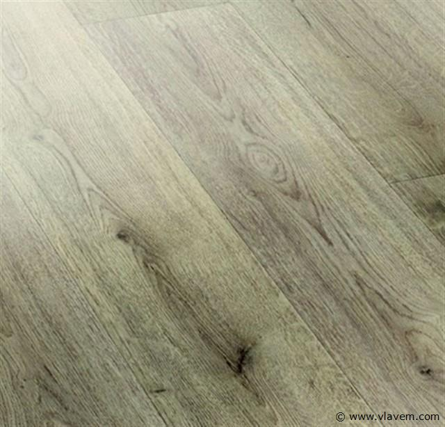 Kronotex Laminaat 4V, 8mm, Trend Grey Oak