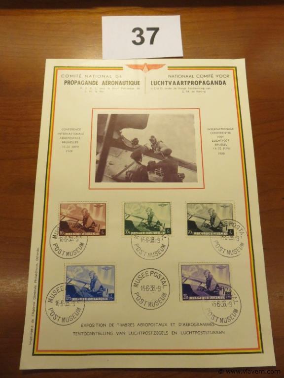 Nationaal comité voor luchtvaartpropaganda 1938