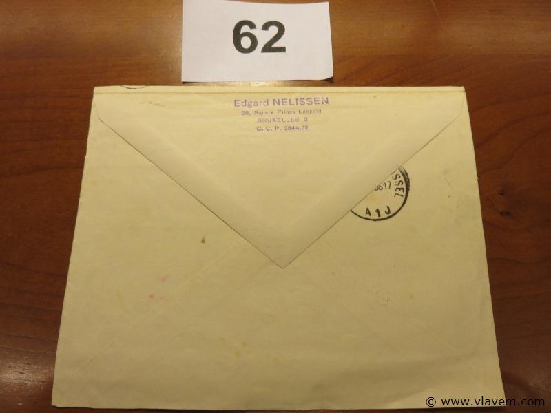 Enveloppe luchtpost