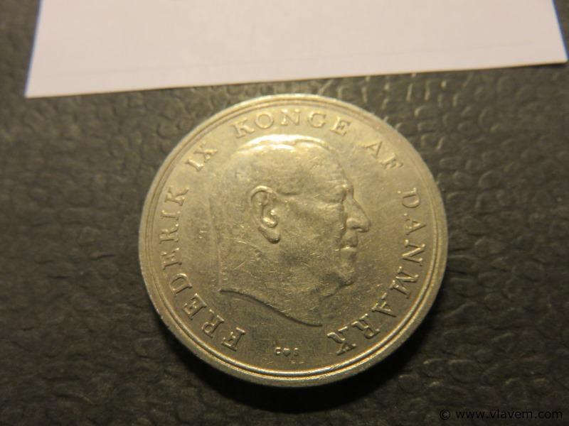 Munt 5 kroner van 1971