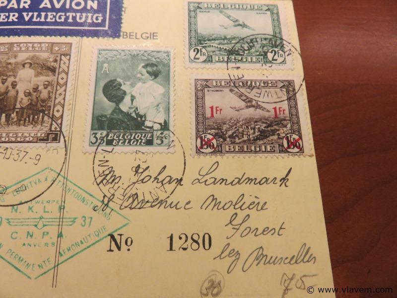 Postkaart Icaros