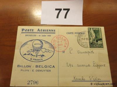 Poste Aerienne 1935