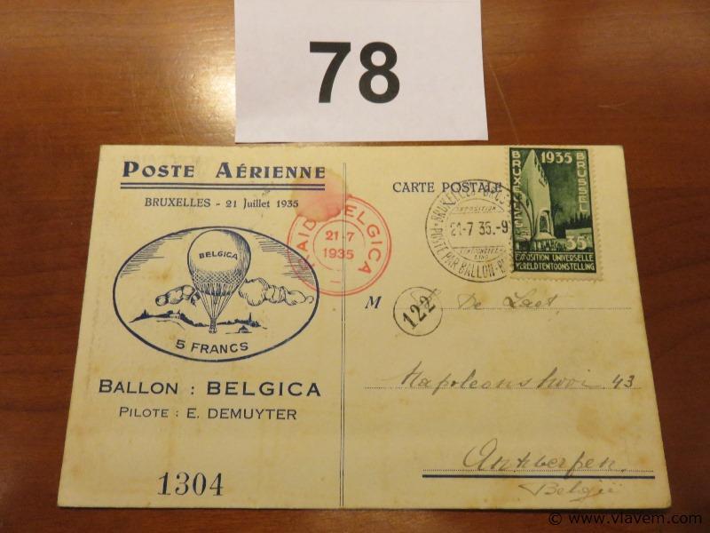 Poste Aerienne 1936