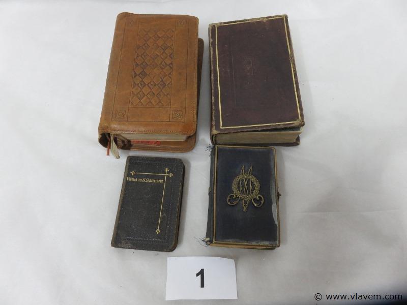 Antieke kerkboeken