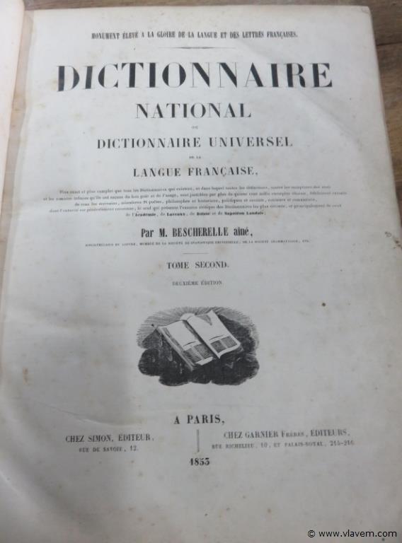 Boek van het jaar 1853