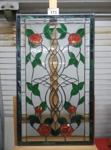 Antiek glasraam