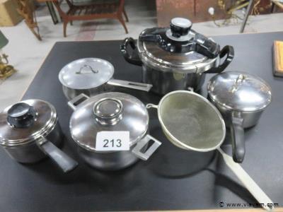 Keukenmateriaal