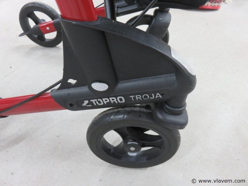 Rollator Topra nieuwstaat