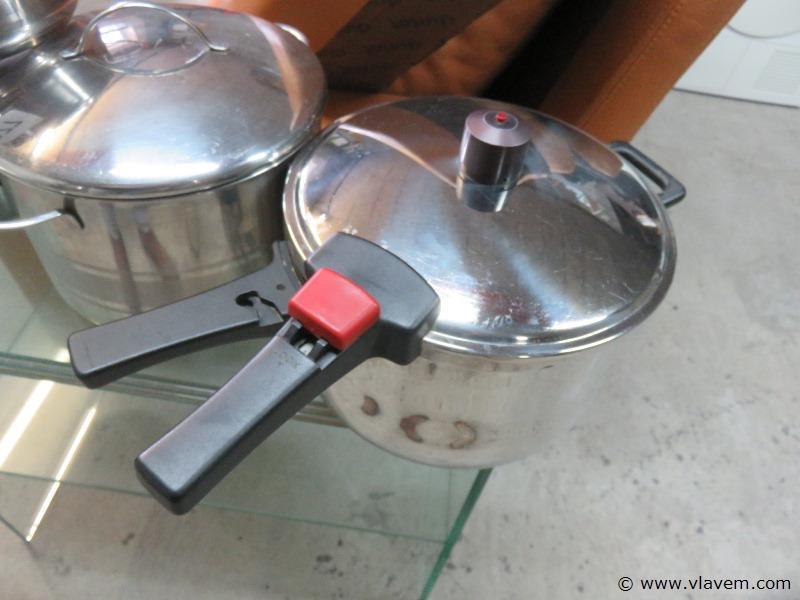 Kookpotten 4 stuks
