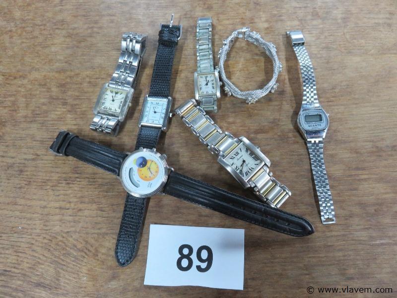 Horloges en armband