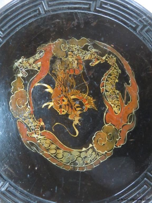 Antieke Japanse pied de stal