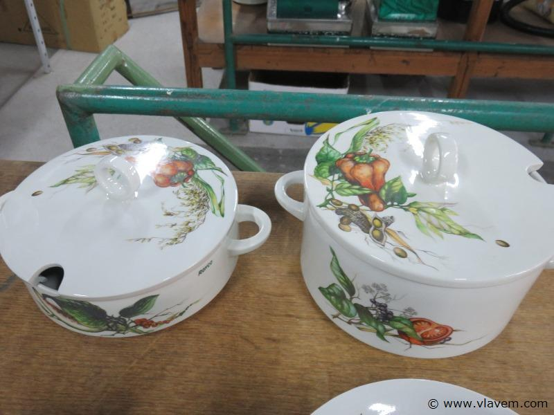 Vintage servies Villeroy&Boch