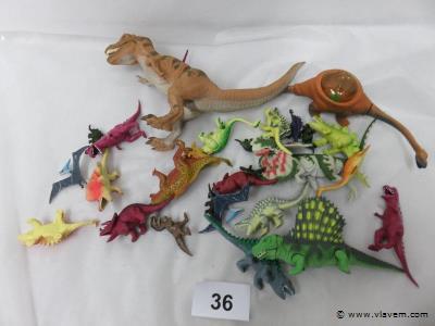 Lot dinosaurussen