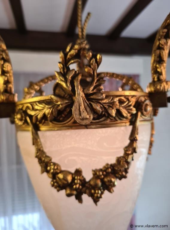Antieke luster