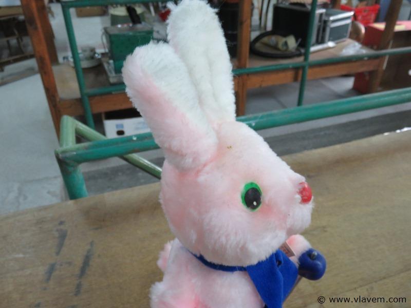 Duracel konijn