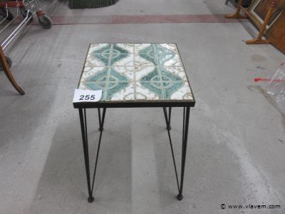 Vintage tafeltje