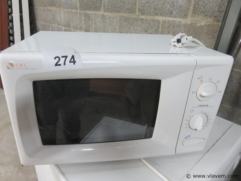 Microgolf Zanker