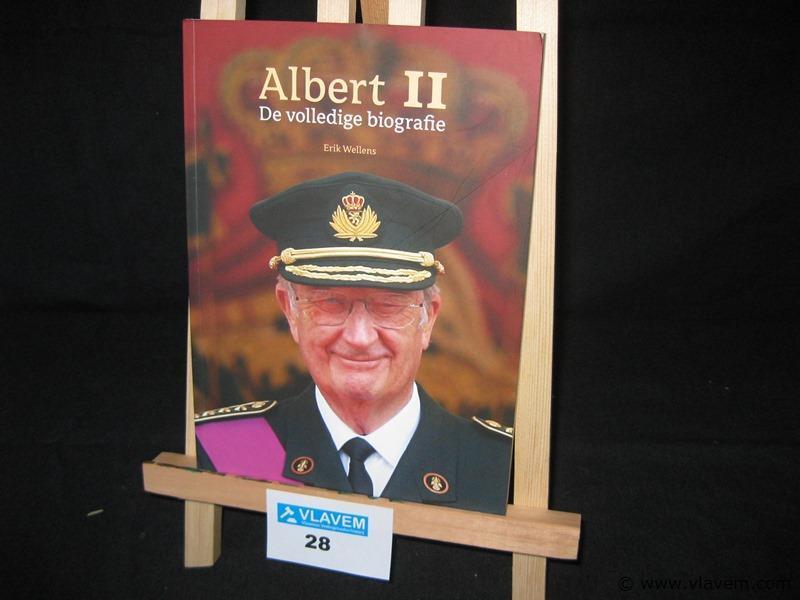 Boek Albert twee in nieuwe staat