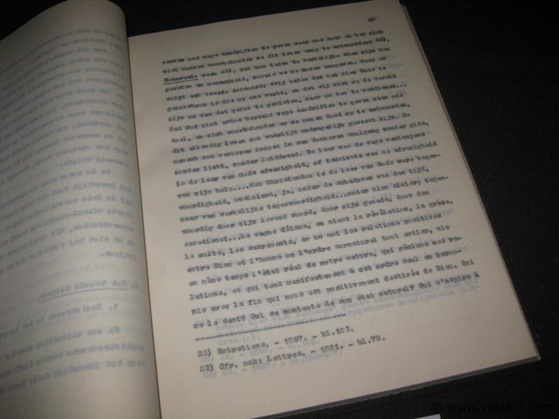Oud boek angelicum van 1939
