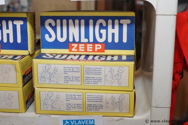 Oude Sunlightzeep