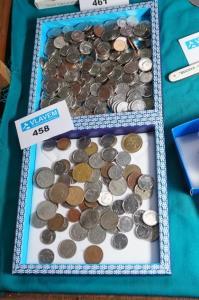 Partij diverse oude munten