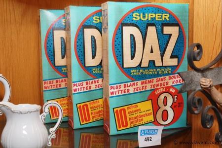 Vintage waspoeder Daz