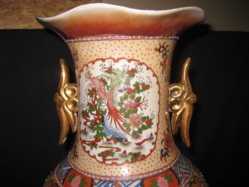Grote chinese vaas