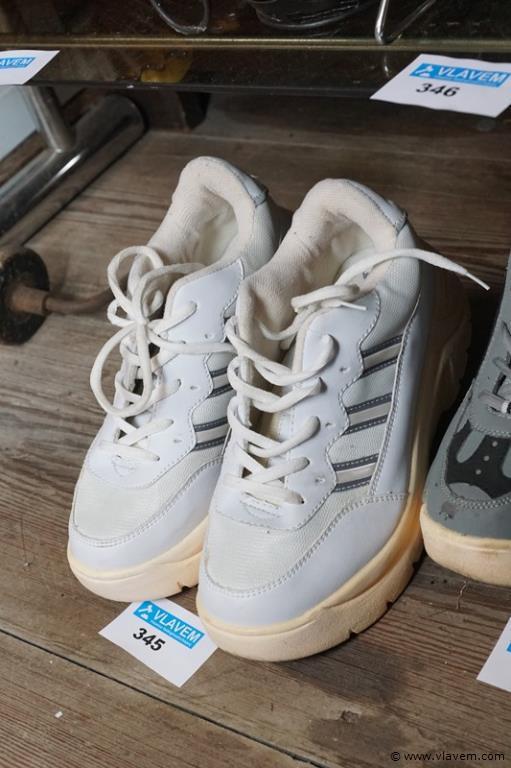 Rolschaatsen met schoen