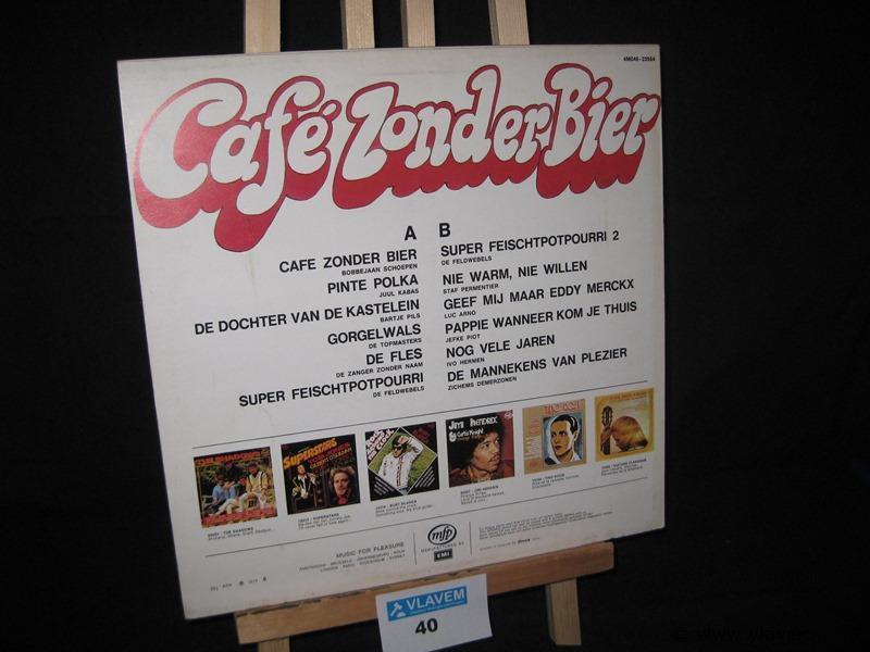 LP.Café zonder bier