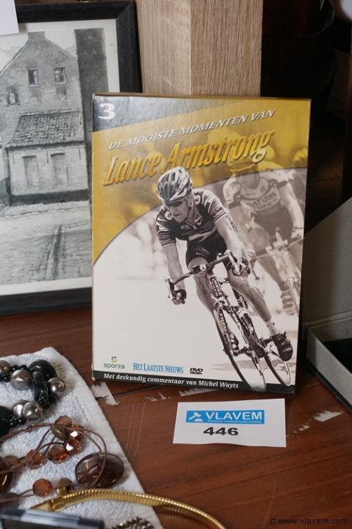 Dvd Lance Armstrong