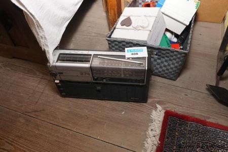 Radio cassettespeler