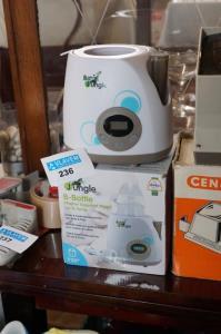 Papfleswarmer voor thuis en auto