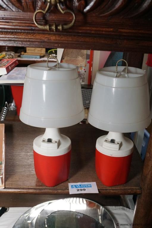Vintage nachtlampjes